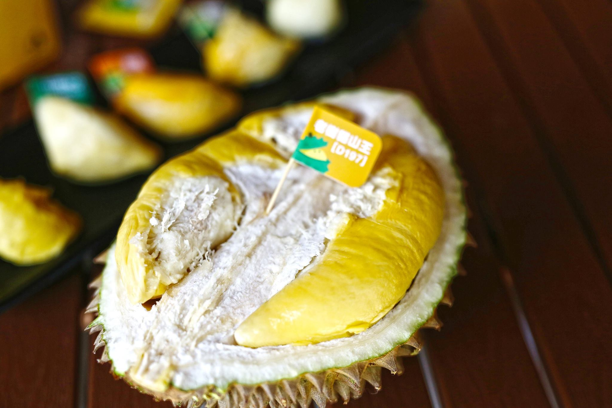 Top 3: Hack It Durian!