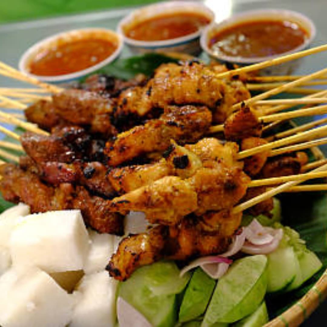 BB Top 10 Food: Satay | BB 十大推薦:  沙爹
